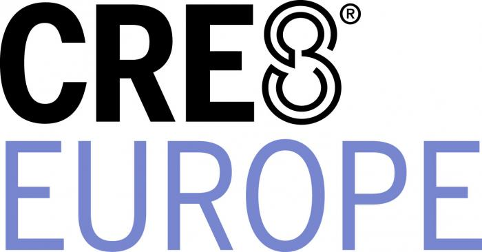 Cre8Europe logony