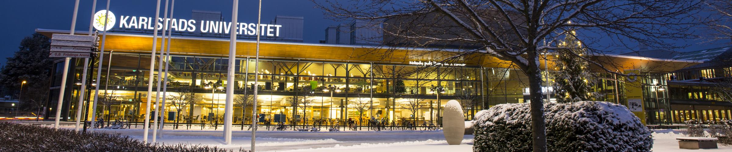 Biblioteket Karlstads universitet