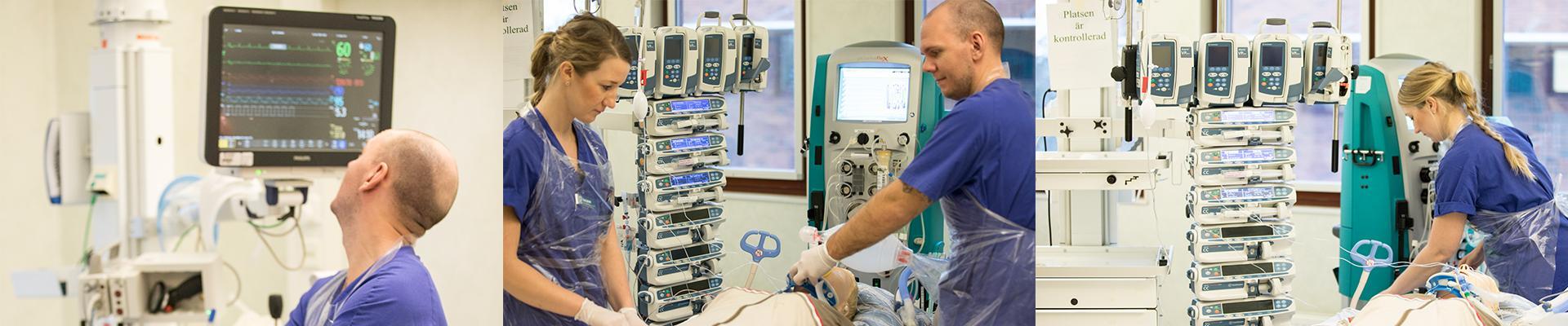 Specialistsjuksköterska - intensivvård  d68e304ab0c77