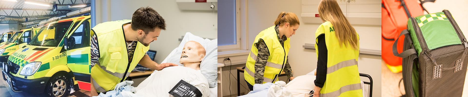 Specialistsjuksköterska - ambulanssjukvård  e435319c3b3c4