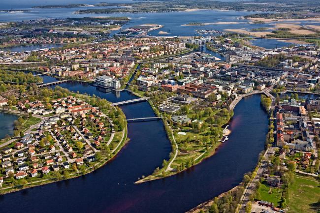 Karlstad Sett Ovanifran