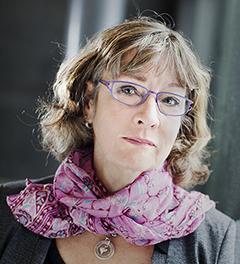 Hallå där rektor Åsa Bergenheim… | Karlstads universitet